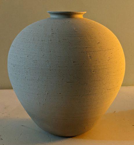White Stoneware (unfired)